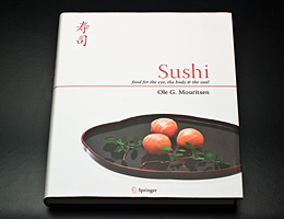 Sushi by Ole Mouritsen